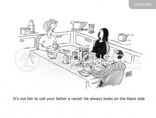 coloured cartoon