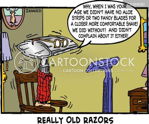 moisturisers cartoon