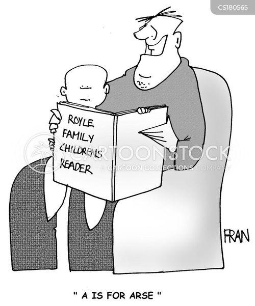 daddys cartoon