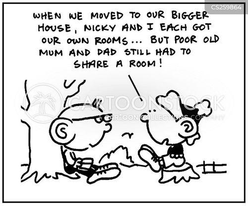Single Parent Room Shares