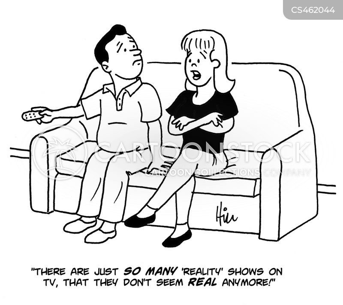 inauthentic cartoon