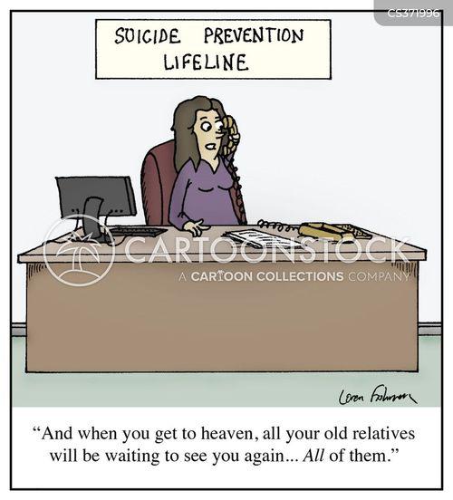 lifeline cartoon