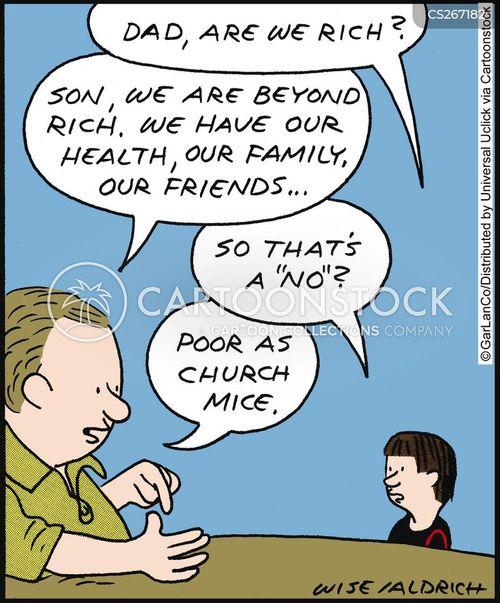 lower class cartoon
