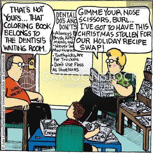 good example cartoon