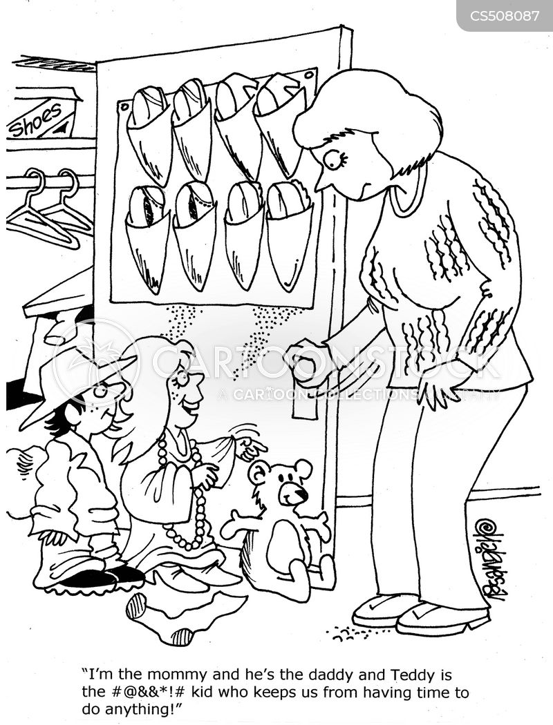 role-plays cartoon