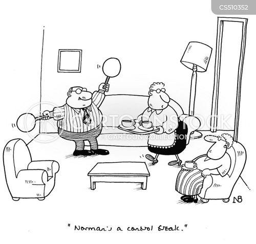 semaphore cartoon