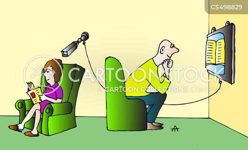 page turners cartoon