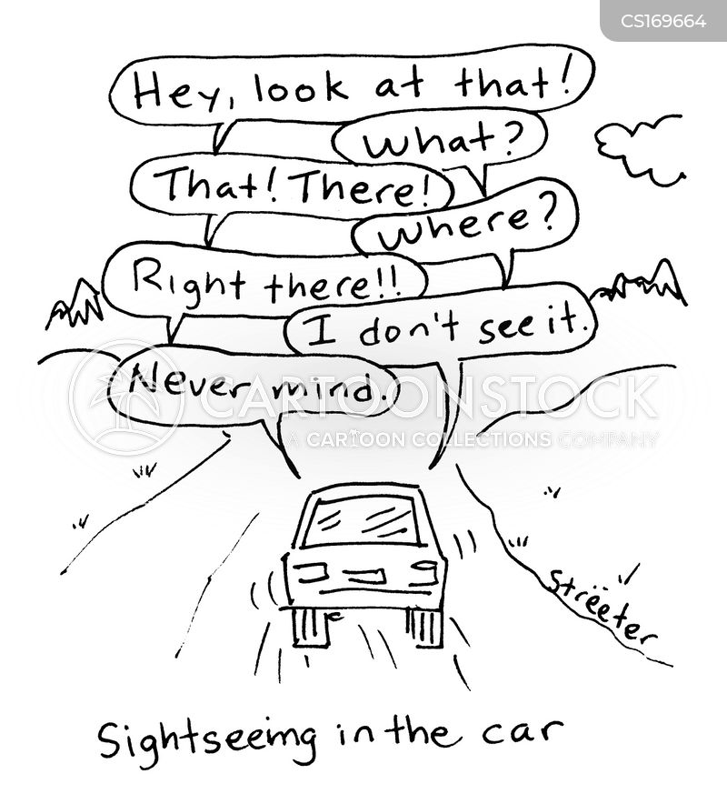 sight cartoon
