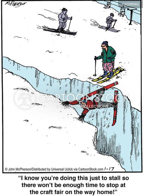 stalled cartoon