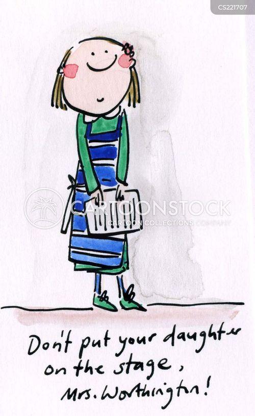 vaudville cartoon
