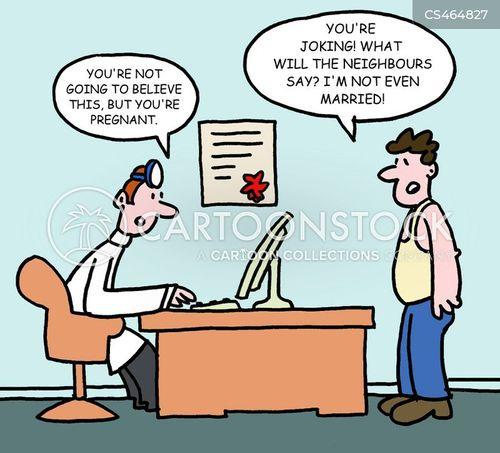 social stigmas cartoon