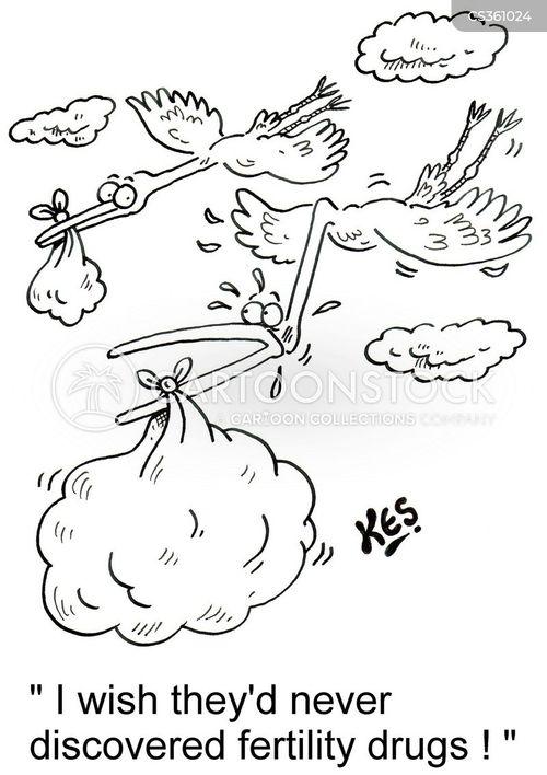 fertile cartoon