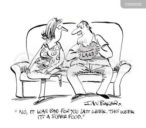 consumed cartoon