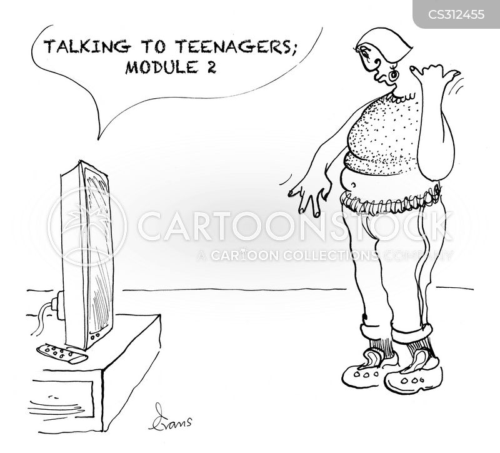selfhelp cartoon