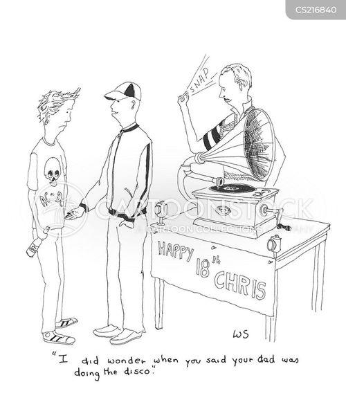 18 cartoon