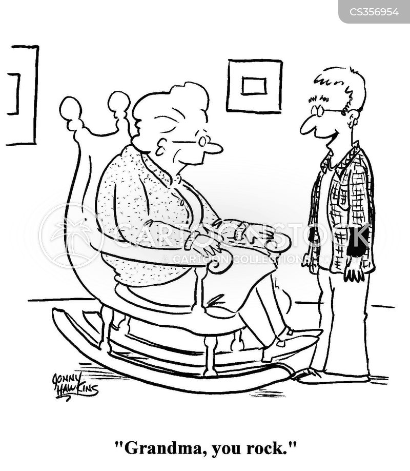 Rocking Chair Cartoons And Comics Funny Pictures From