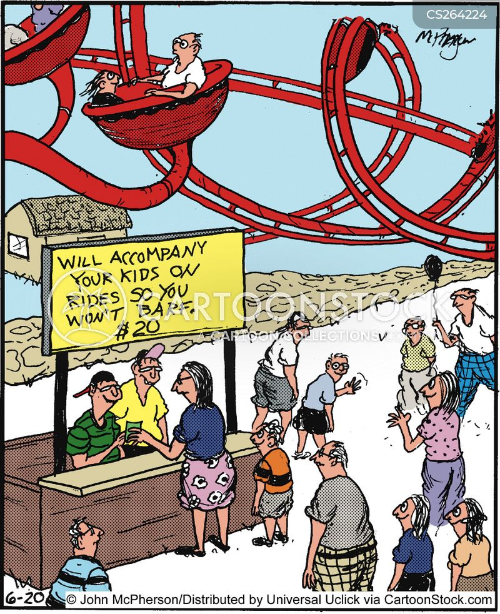 parented cartoon