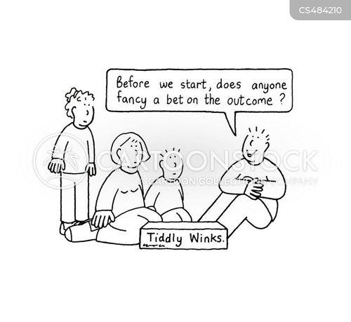 childrens game cartoon