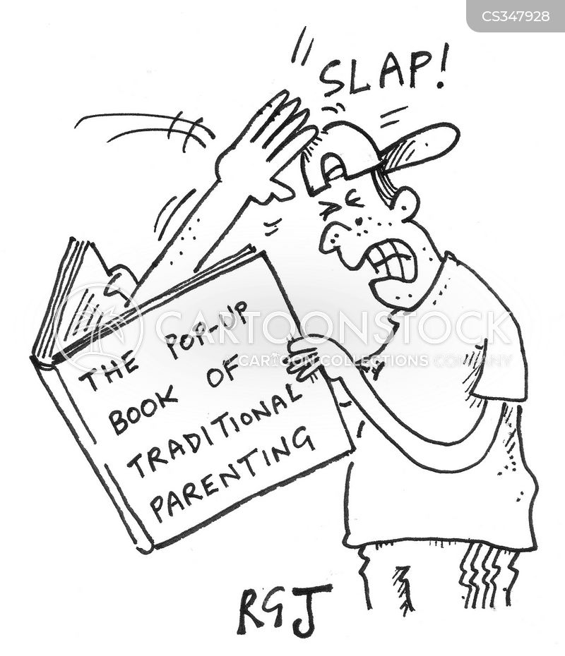 slap cartoon
