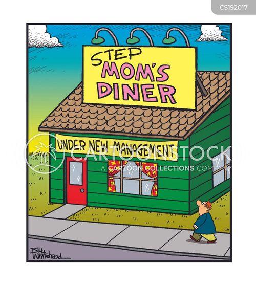 step-mothers cartoon