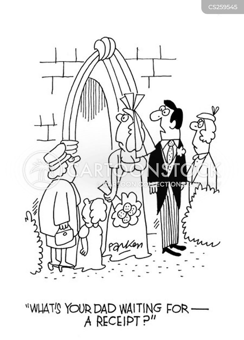 Father Of The Bride Cartoons And Comics Funny Pictures From