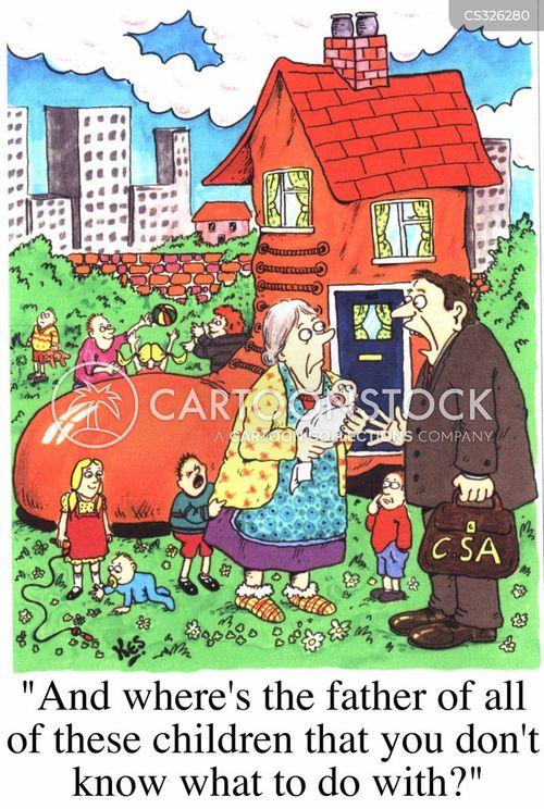 orphans cartoon