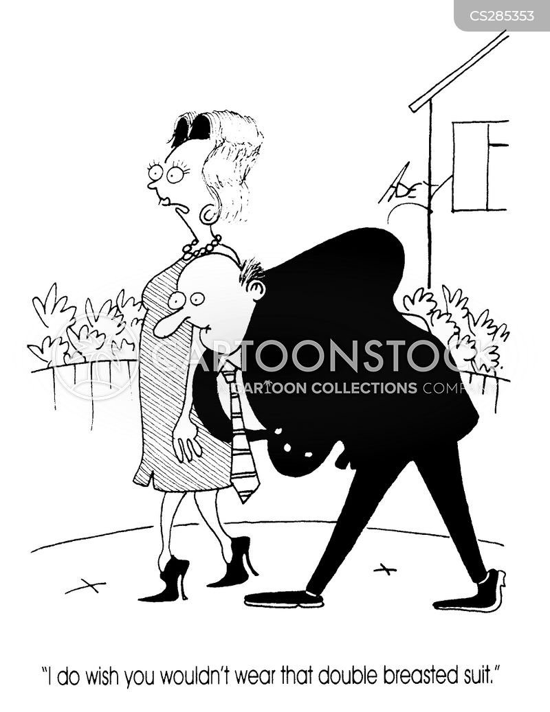mens wear cartoon