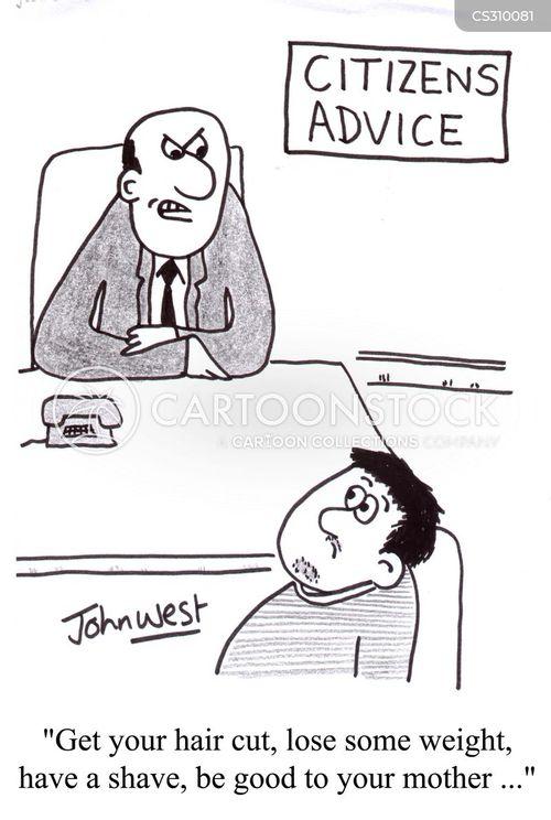 citizens advice bureau cartoon