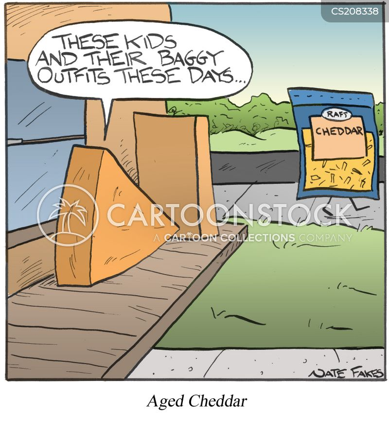 mature cheese cartoon