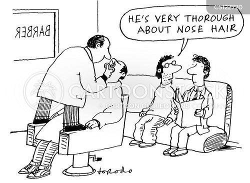 thorough job cartoon