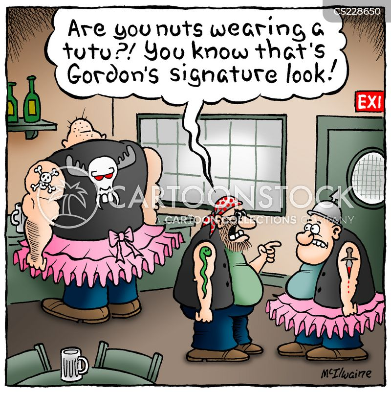 tutu cartoon