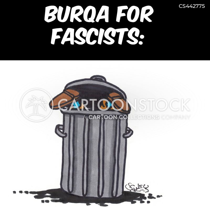 burkinis cartoon