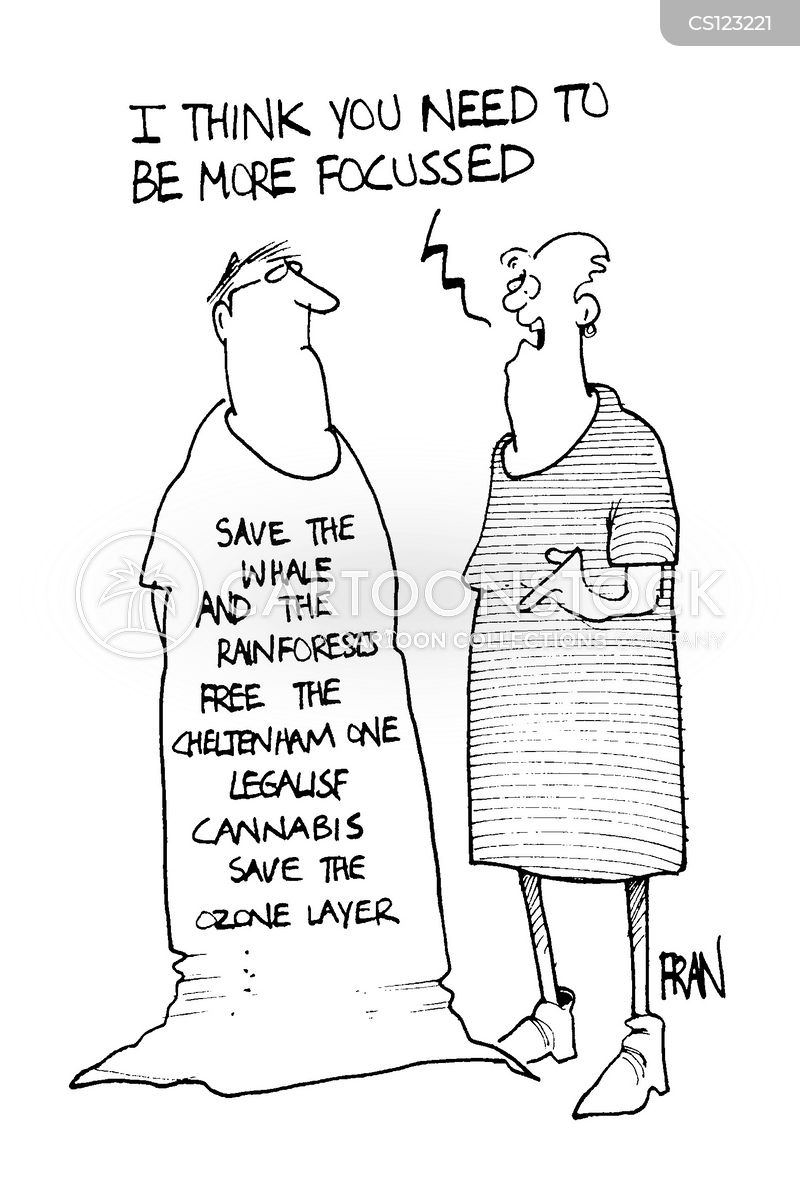 campaigner cartoon