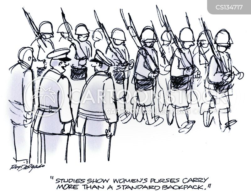 holsters cartoon