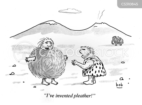 historical fashion cartoon