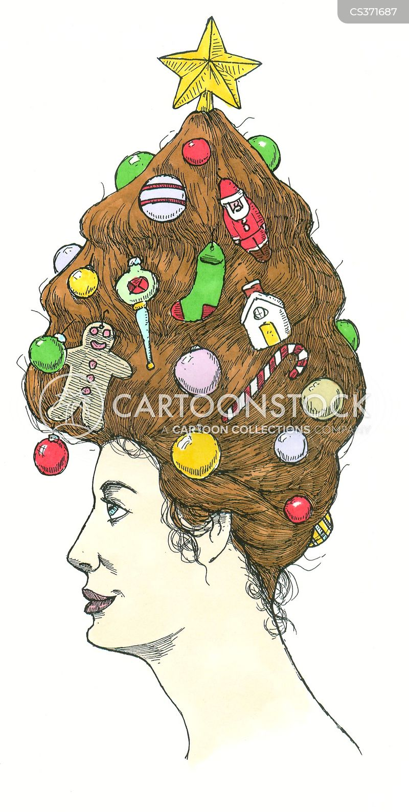 Hair Dos cartoons, Hair Dos cartoon, funny, Hair Dos picture, Hair Dos pictures, Hair Dos image, Hair Dos images, Hair Dos illustration, Hair Dos illustrations