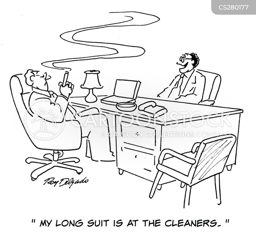 smart clothing cartoon