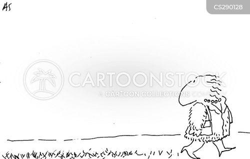 overcoat cartoon