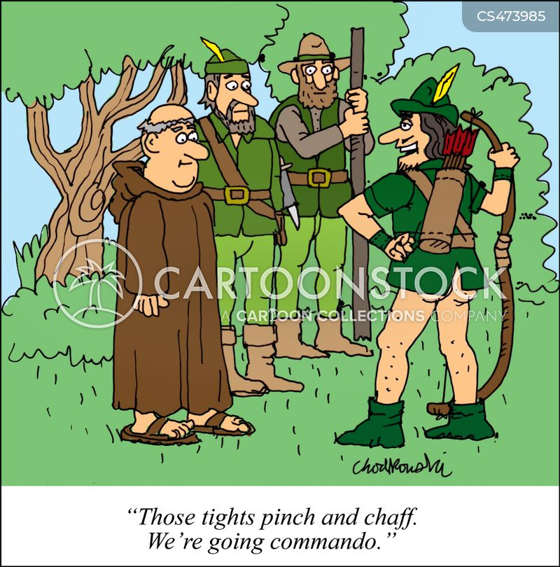 commando cartoon