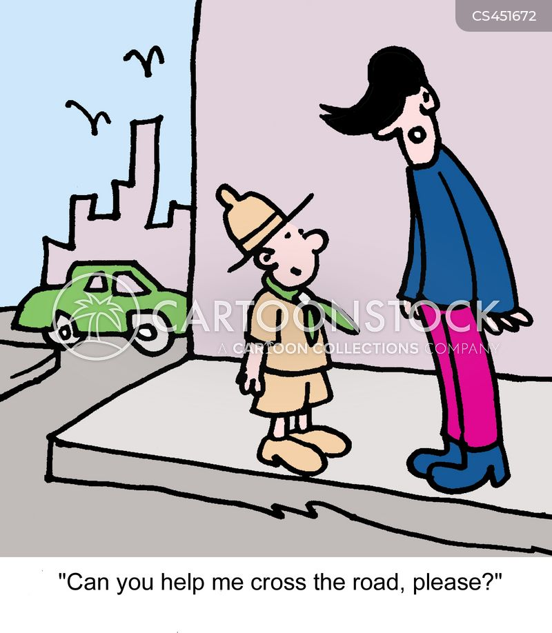 Cover Eyes Cartoons and Comics - funny pictures from