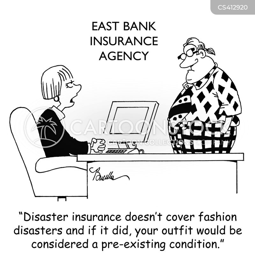 fashion senses cartoon