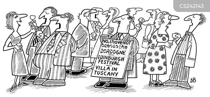 tuscany cartoon