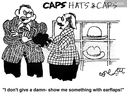 hatters cartoon