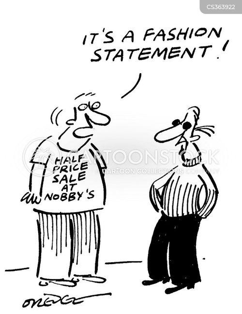 bargin cartoon