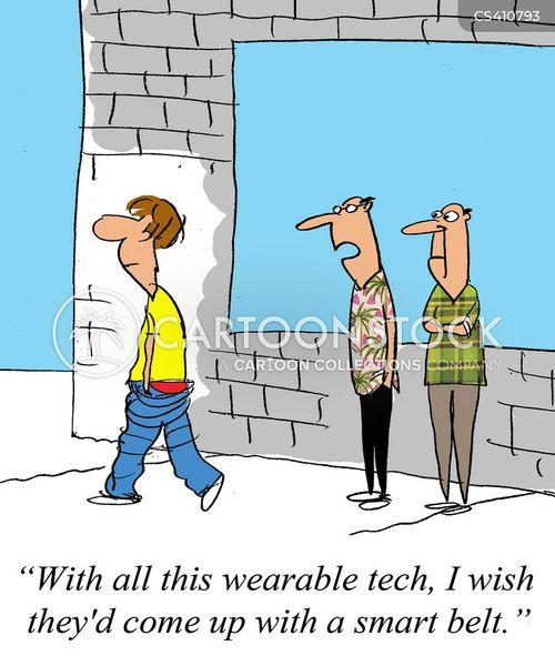 teen fashions cartoon