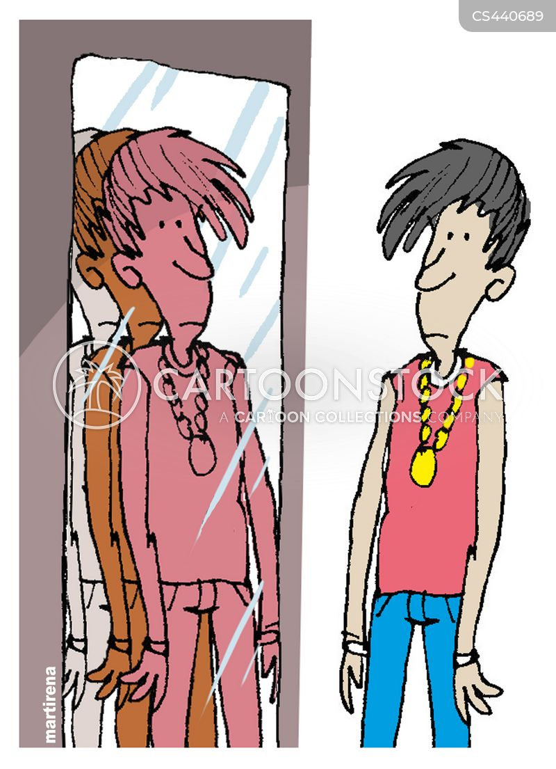 youth fashion cartoon