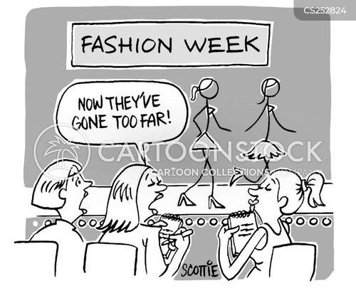 couture cartoon