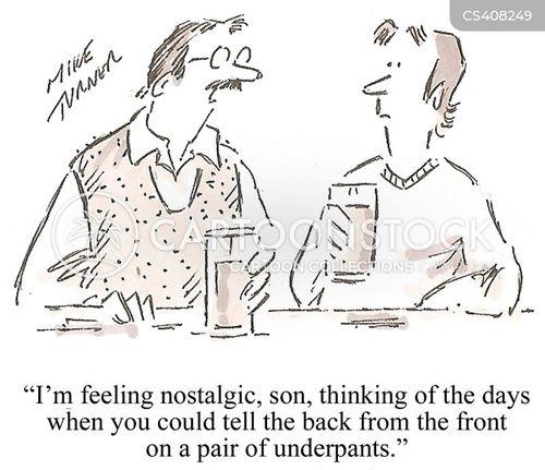 nostalgias cartoon