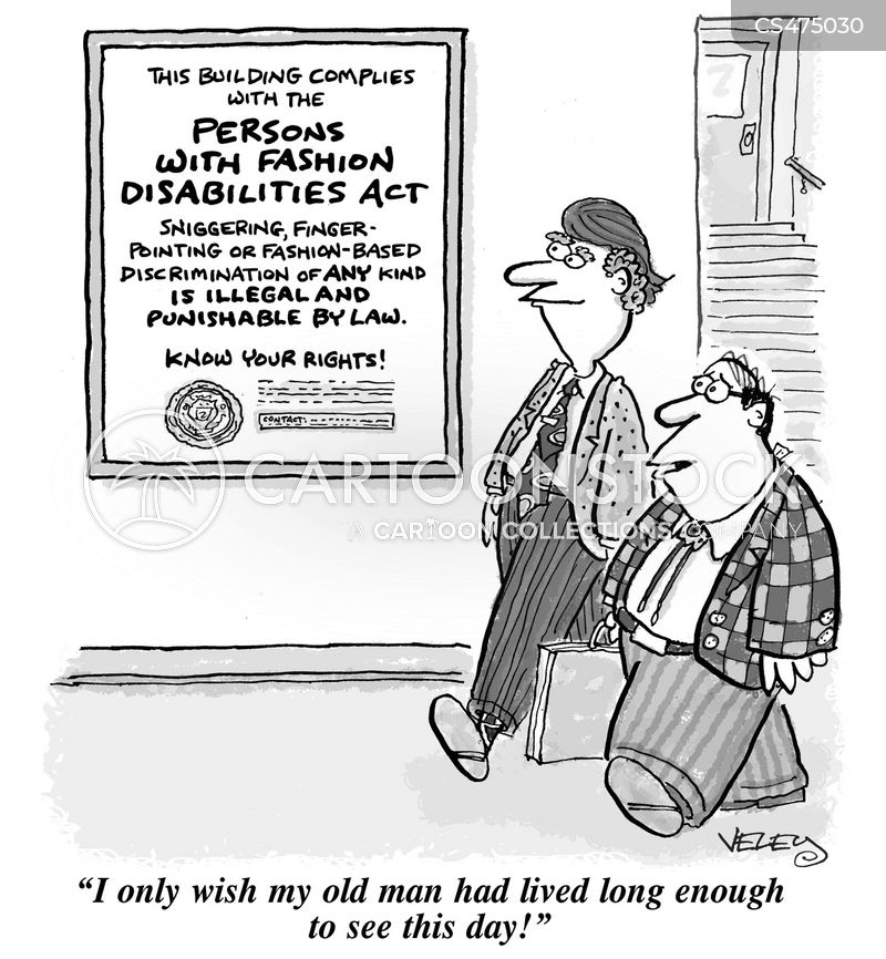 legal protection cartoon