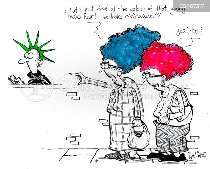 subculture cartoon